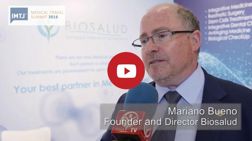 Mariano Bueno Biosalud Regenerative medicine